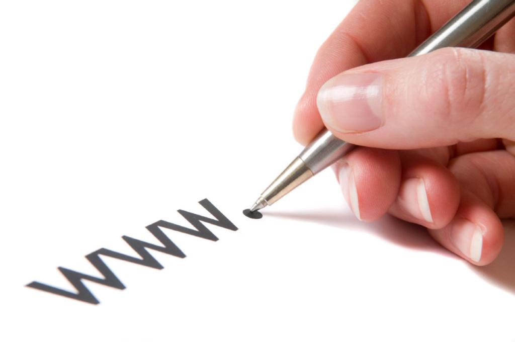 lav din egen hjemmeside domæne navn
